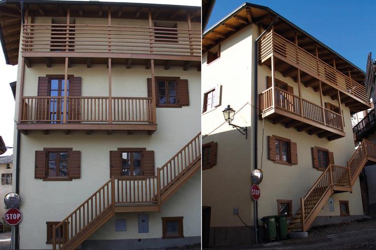 Casa Migazzone