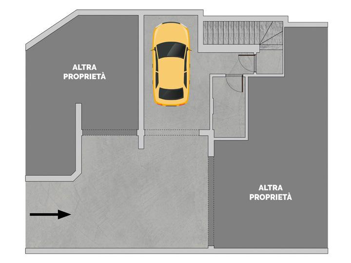 Residenza Bosentino Piano Terra